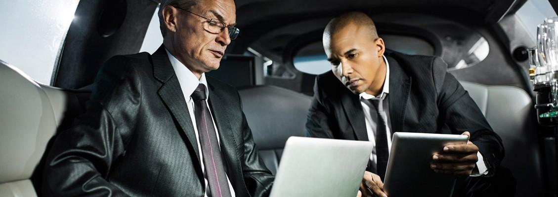 Chauffeur Business Trips