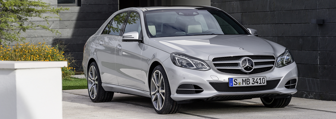 Chauffeur privé Mercedes Classe E