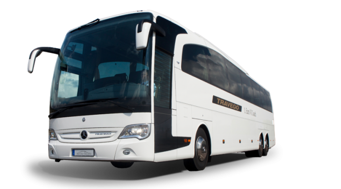 Private Chauffeur Mercedes Travego