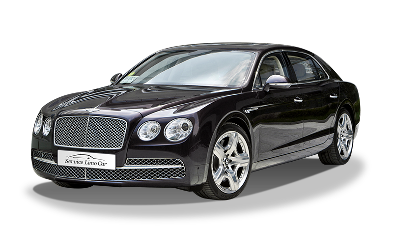 Bentley Continental Flying Spur : Luxury Private Chauffeur