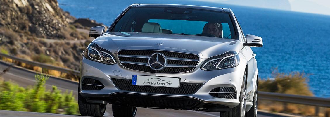 Luxury Driver Mercedes E Class