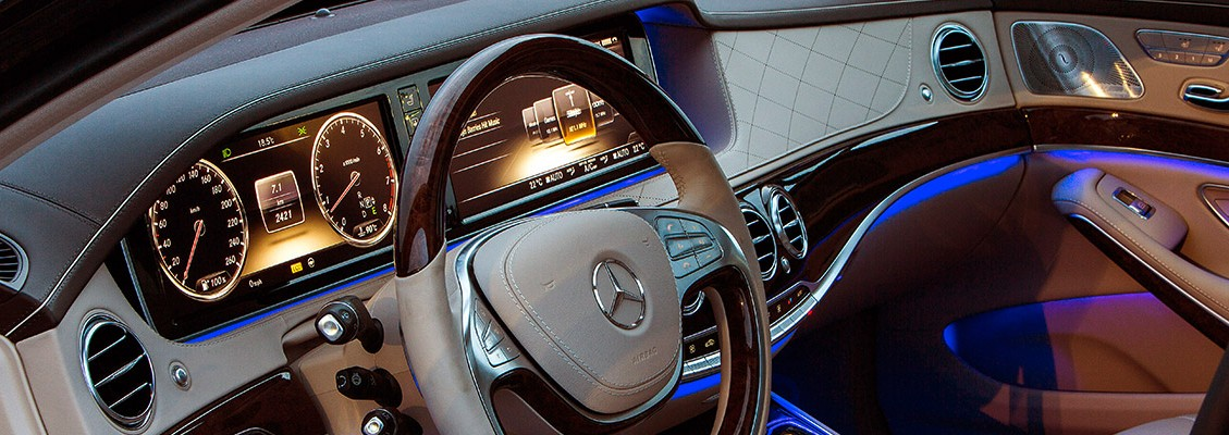 Chauffeur privé Mercedes Classe S