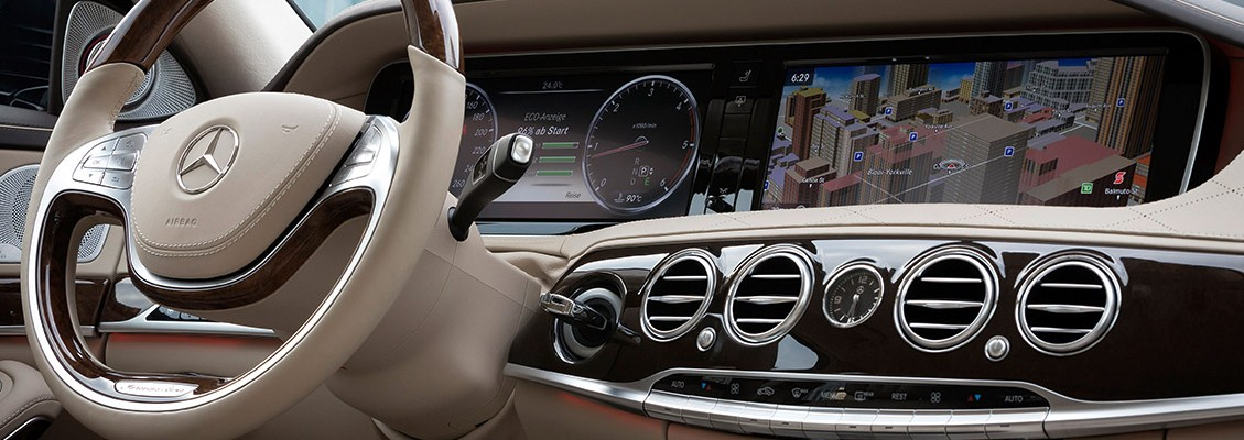 Luxury Driver Mercedes S Class
