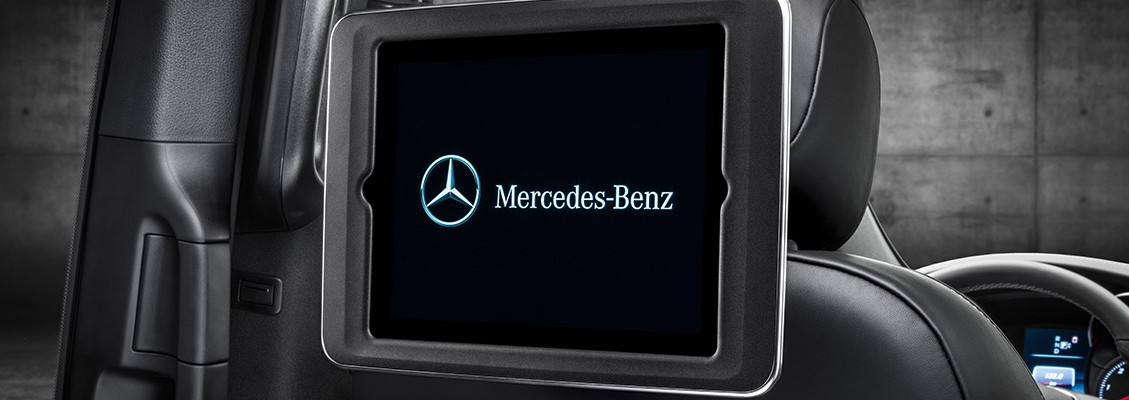 Luxury Chauffeur Mercedes V Class