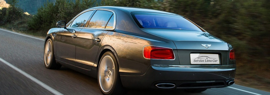 Chauffeur luxe Flying Spur