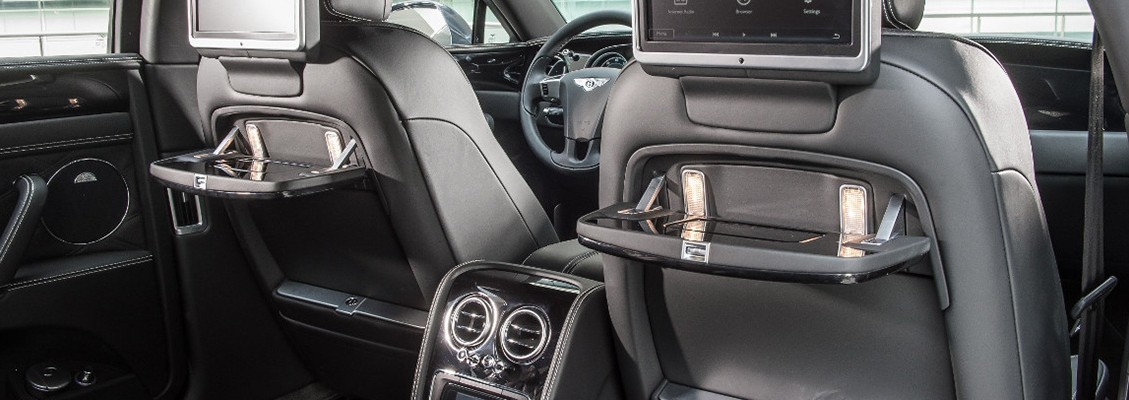 Bentley Continental Flying Spur Luxury Private Chauffeur In Paris - Bentley chauffeur