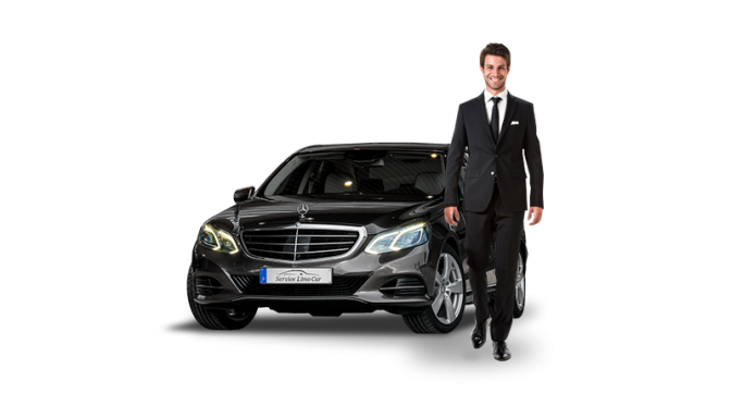 Chauffeur privé à disposition
