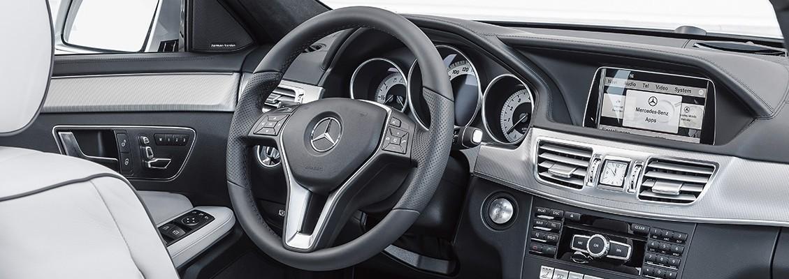 Private Chauffeur Mercedes E Class