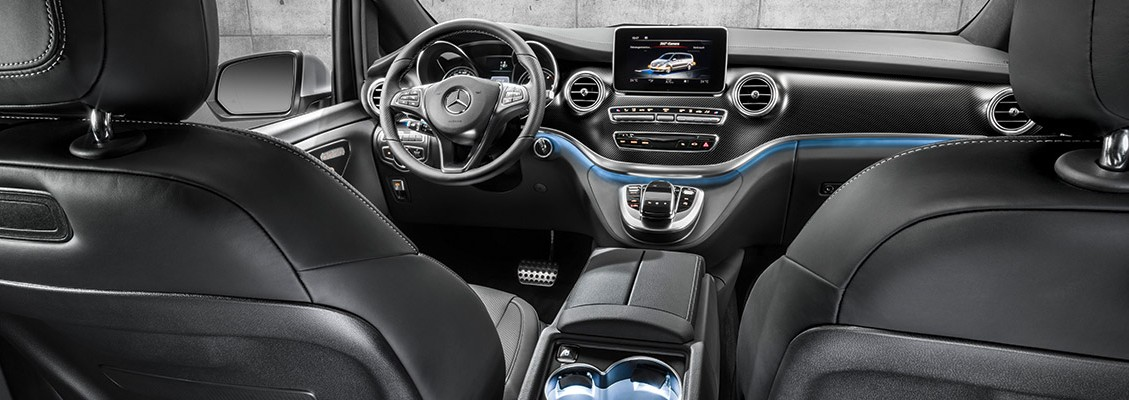Chauffeur privé Mercedes Classe V