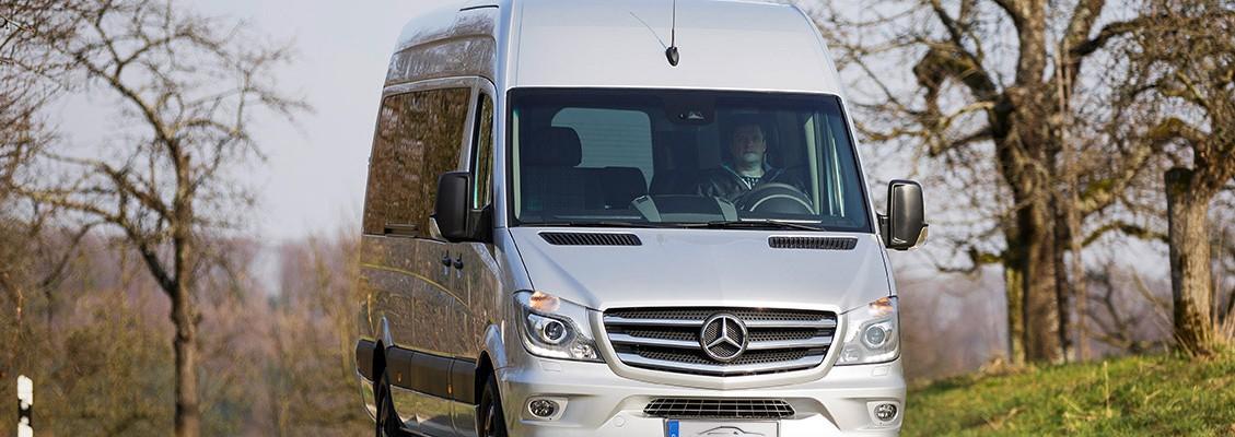 Private Chauffeur Mercedes Sprinter