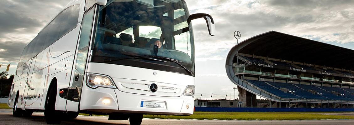 Luxury Driver Mercedes Travego