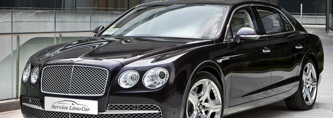 Chauffeur luxe Bentley